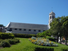 Eglise Saint-Léonard - English: Saint-Leonard Church at Honfleur (Normandy)