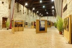 Ancien grenier à sel - Nederlands: Oude zoutopslag Honfleur, nu gebruikt voor tijdelijke exposities
