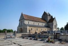 Eglise - Français:   Jort (Calvados)