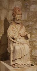 Eglise Saint-Pierre£ -  Statue de St Pierre Lasson 14