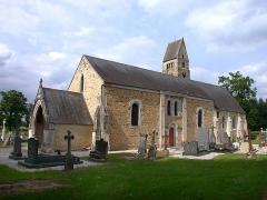 Eglise de Parfouru-l'Eclin - Français:   Livry (Calvados)