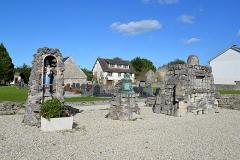 Cimetière de Marigny - Français:   Longues-sur-Mer (Calvados)