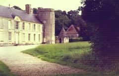 Château de Louvagny - Français:   Château de Louvagny en 1978