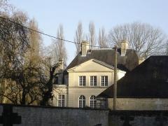 Château - Français:   Château de Louvigny