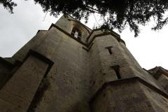 Eglise - Français:   Le clocher classé de l\'église Saint François des Odon à Louvigny 14.
