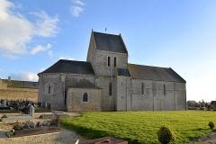 Eglise - Français:   Osmanville<>Église Saint-Martin