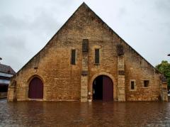 Halles - Français:   Halle de Saint Pierre sur Dives, Calvados