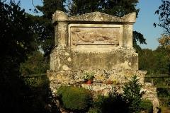 Chapelle du Mont-Joly - Français:   Le tombeau de Marie-Joly à Soumont-Saint-Quentin 14.