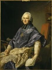 Ancienne abbaye - Deutsch: Joseph Marie Terray (* 1715; † 1778), Priester und französischer Finanzminister
