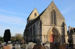 Eglise - Français:   église d\'Ussy  (#100WikiCommonsDays day 28)
