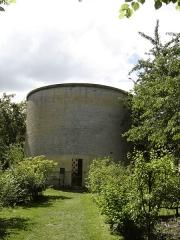 Château de Vendeuvre - Français:   Construit en 1811 par Augustin de Vendeuvre
