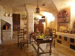 Château de Vendeuvre -  Kitchen