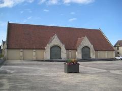 Ancien manoir de l'abbaye du Mont-Saint-Michel, dit Ferme de la Baronnerie - Français:   Ancienne Grange aux Dîmes du Domaine de la Baronnie de Bretteville-sur-Odon (14)