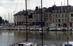 Hôtel de ville -  Honfleur, Normandy, France, 1987 Honfleur, Normandy 1987