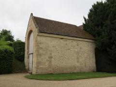 Ancienne abbaye du Val Richer - Français:   Bâtiment XVIIe du Val-Richer.