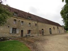 Ancienne abbaye du Val Richer - Français:   Bâtiment du XVIIe siècle de la ferme du Val-Richer.