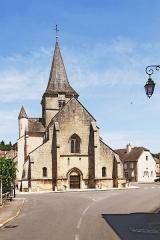 Eglise Saint-Pierre-Saint-Paul - Église Saint-Pierre et Saint-Paul d'Aignay-le-Duc