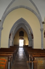 Eglise - English: The Nave