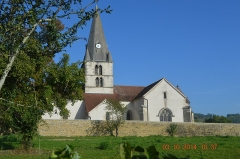 Eglise - English: The Church of the Assumption