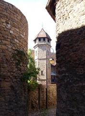 Château des Princes de Condé - Français:   Arnay-le-Duc (Côte d\'Or, France); château Condé