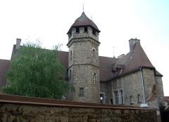 Tour de la Motte-Forte - English: Arnay-le-Duc,  Burgundy, FRANCE