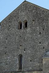 Eglise du Petit Auxey - Deutsch: Kirche Saint-Symphorien in Auxey-le-Petit (Auxey-Duresses) im Département Côte-d'Or (Bourgogne-Franche-Comté/Frankreich), Westfassade