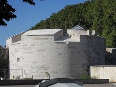 Château - English: Auxonne - Château Louis XI - Tour Haute des Moulins,  Burgundy, FRANCE