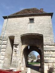 Porte Comté - English: Porte de Comté, Auxonne, Burgundy, FRANCE