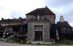 Porte Royale dite aussi Tour du Cygne - English: Auxonne,  Burgundy, FRANCE