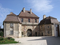 Porte Royale dite aussi Tour du Cygne - English: Porte Royale, Auxonne, Burgundy, FRANCE