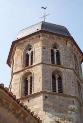Eglise Saint-Jean-l'Evangéliste -  Bar-le-Régulier, Saint-Jean-l'Evangeliste, Clocher