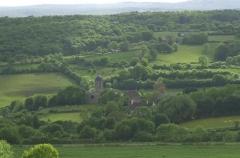 Eglise Saint-Jean-l'Evangéliste -  Bar-le-Régulier