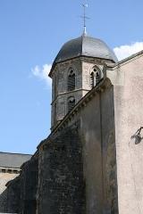 Eglise Saint-Jean-l'Evangéliste -  Bard le Régulier Eglise