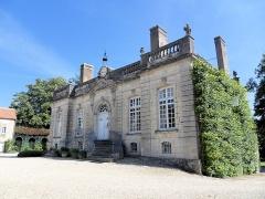 Château - English: Beaumont-sur-Vingeanne, Côte-d'Or, Bourgogne, FRANCE