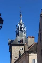 Beffroi - Français:   Tour de l\'Horloge à Beaune.