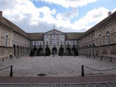 Couvent des Ursulines - Français:   Ville de Beaune