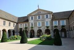 Couvent des Ursulines - English: Hôtel de Ville in Beaune, Burgundy, France
