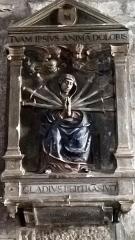 Eglise Saint-Nicolas - Esperanto: Preĝejo Sankta Nikolao en Beaune: dipatrino de sep doloroj