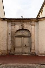 Hospice de la Charité - Français:   Hôpital de la Charité de Beaune.