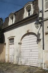 Hôtel des Ducs de Bourgogne - Deutsch: Hôtel des ducs de Bourgogne, Musée du vin (Weinmuseum), in Beaune im Département Côte-d'Or (Bourgogne-Franche-Comté/Frankreich)