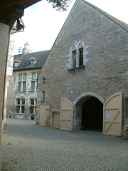 Hôtel des Ducs de Bourgogne - Français:   Hôtel des ducs de Bourgogne, musée du vin. Beaune, Bourgogne, FRANCE.