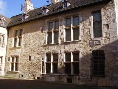 Hôtel des Ducs de Bourgogne -  Musée du vin de Beaune (France) dans l'hôtel des ducs