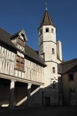 Hôtel de Saulx - Deutsch: Hôtel de Saulx in Beaune im Département Côte-d'Or (Bourgogne-Franche-Comté/Frankreich)