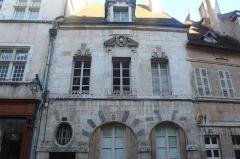 Maison - Français:   Maison au 18 rue de Lorraine à Beaune.