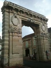 Porte Saint-Nicolas - English: Gate of Beaune
