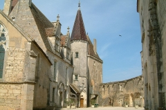 Château de Châteauneuf, actuellement musée - English: Chateauneuf castle, Chateauneuf, Bourgogne, France