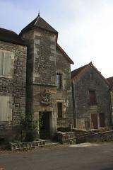 Maison du 16e siècle dite de Saint-Georges -  House named