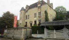 Bibliothèque municipale (ancien auditoire royal et chambre de ville) - Français:   Bibliothèque municipale de Châtillon-sur-Seine