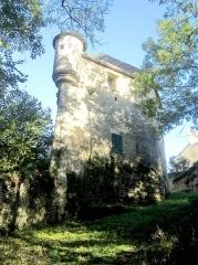 Bastion dit du Petit-Haut - Français:   Bastion du Petit-Haut à Châtillon-sur-Seine
