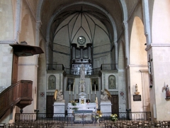 Eglise des Génovéfains -  Église Saint Pierre de Châtillon-sur-Seine, France